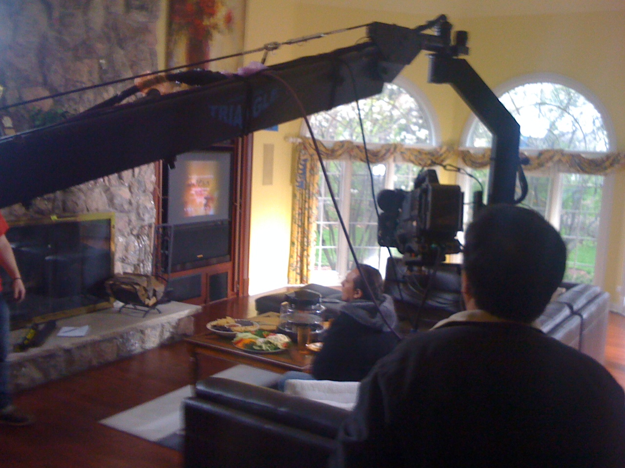 Jib Work Indoors